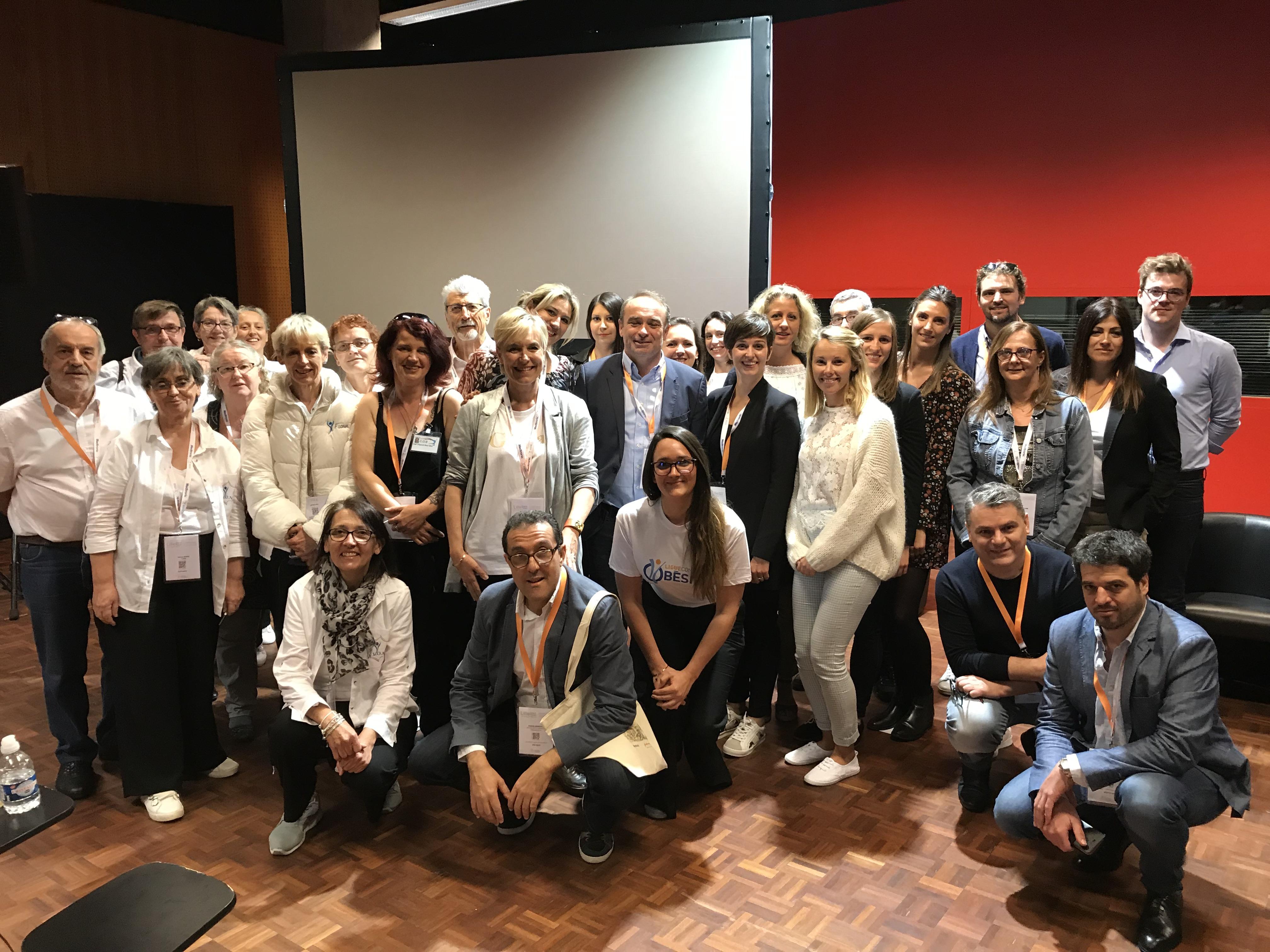 La Ligue nationale contre l'obésité a délocalisé son assemblée générale. Profitant de la présence à Lille pour la Soffco, la LCO a mis le focus sur son activité 2018.