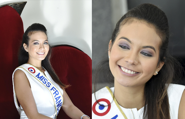 Aujourd'hui, Vaimalama Chaves, miss France 2019 tient sa revanche. Elle raconte son parcours à la LCO. Et ça décoiffe !