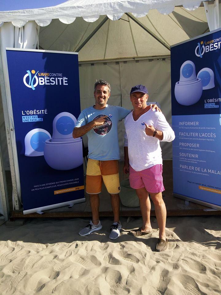 Du 30 juin au 1er juillet venez nous retrouver sur la plage Richelieu au Cap d'Agde. De nombreuses activités sont au programme, beach tennis , beach volley …