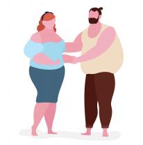 Selon une étude réalisée aux Etats-Unis, ces dernières années, le nombre de cancers associés à l'obésité a beaucoup augmenté chez les 50-54 ans.