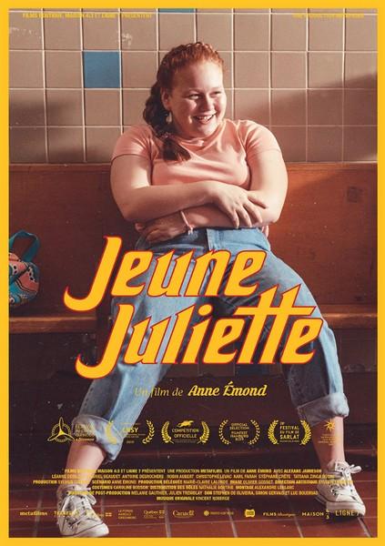 Le film « Jeune Juliette » raconte l'histoire d'une jeune québécoise en pleine rébellion. La réalisatrice s'inspire de sa propre vie pour cette comédie joyeuse, rythmée, qui nous plonge dans le mode de l'adolescence avec du peps.