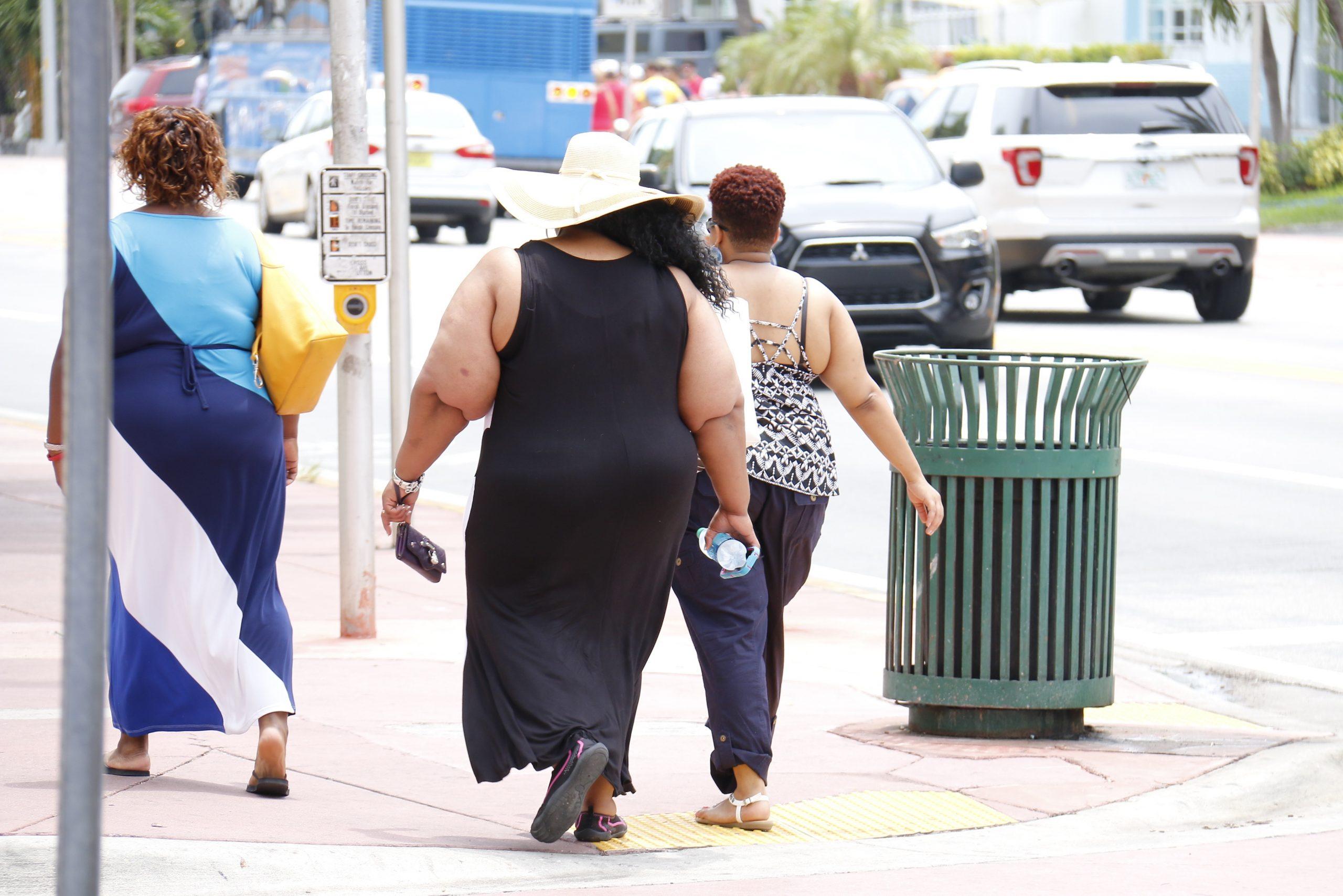 Triste record aux Etats-Unis : 42,4% des Américains souffrent d'obésité
