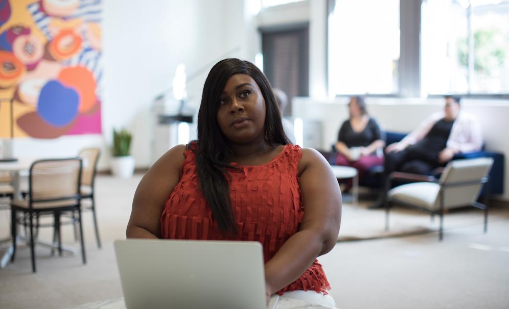 Chez certaines femmes noires, le stress liée à la discrimination peut conduire à l'obésité et au risque de maladies cardiaques