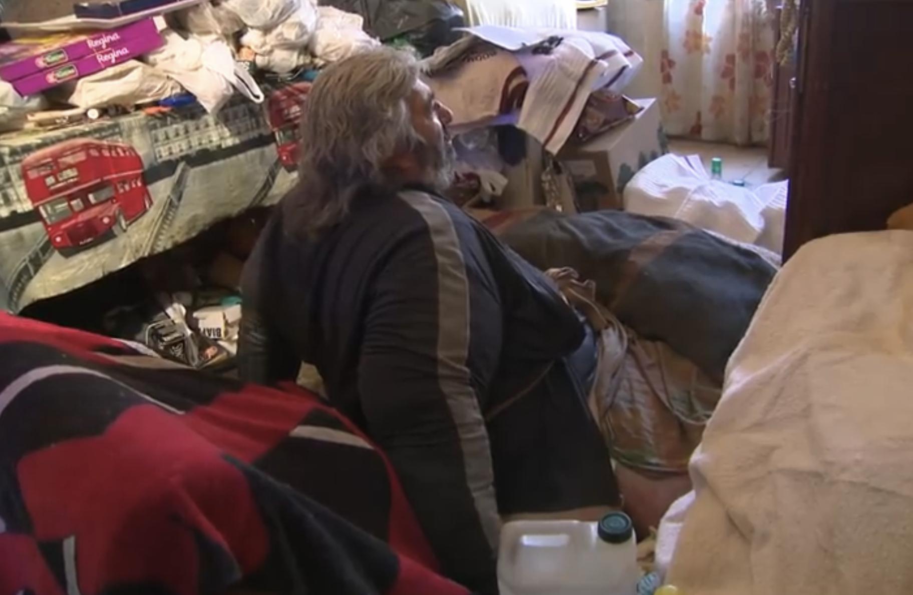 Le calvaire d'Alain, atteint d'obésité massive, bloqué chez lui à Perpignan, attend désespérément son évacuation