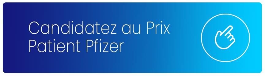 Mobilisé de longue date aux côtes des associations de patients, Pfizer a créé en 2017 un « Prix Pfizer des associations de patients » destiné à valoriser leur créativité et leur engagement au bénéfice des malades et de leurs proches.