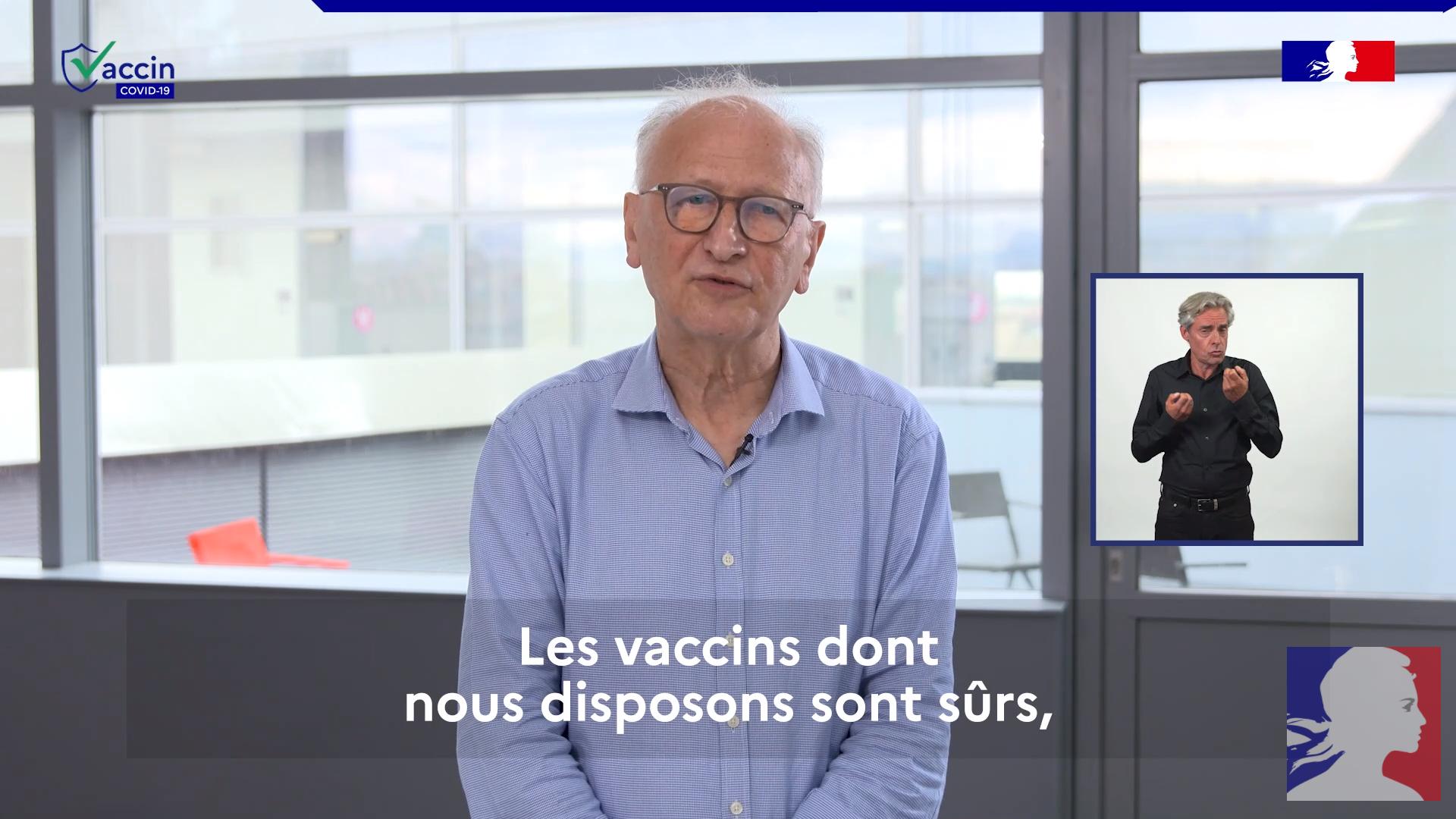 Vaccination Covid-19 - Ministère des Solidarités et de la Santé